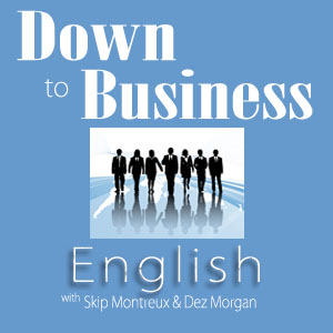 Down to Business Logo