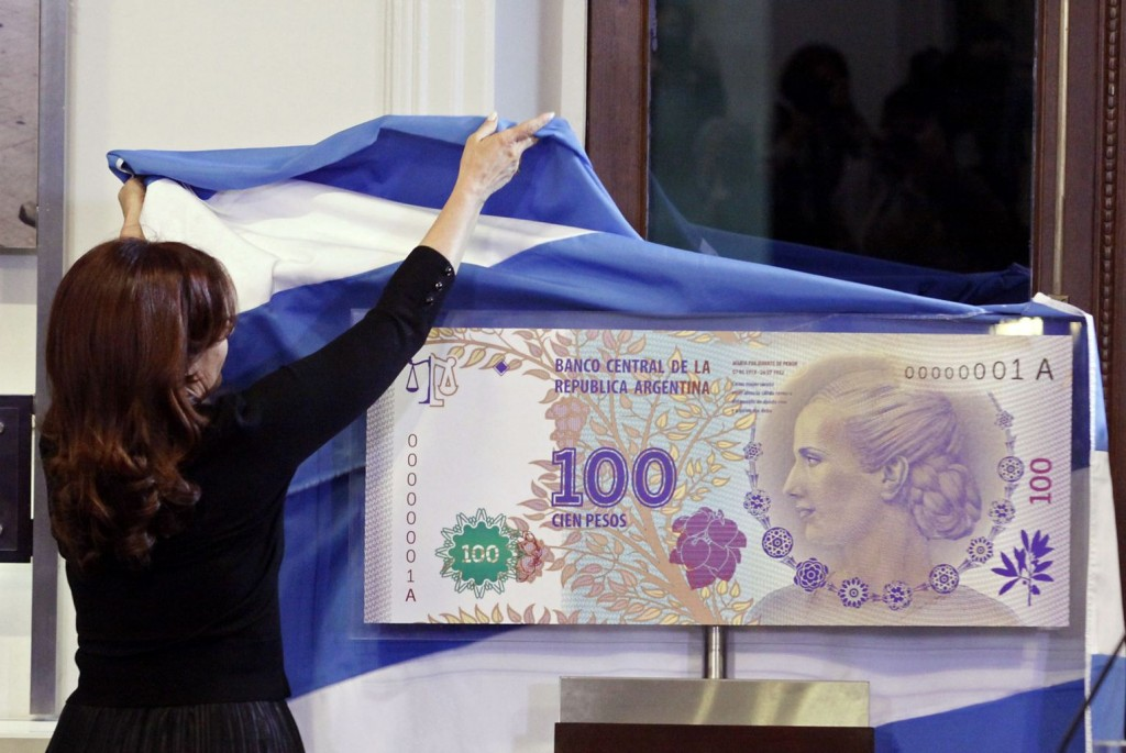 Unveiling the new Argentine Pesos