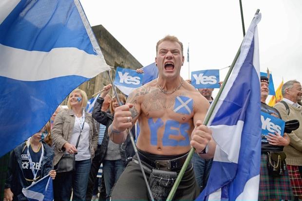 A Passionate Scot