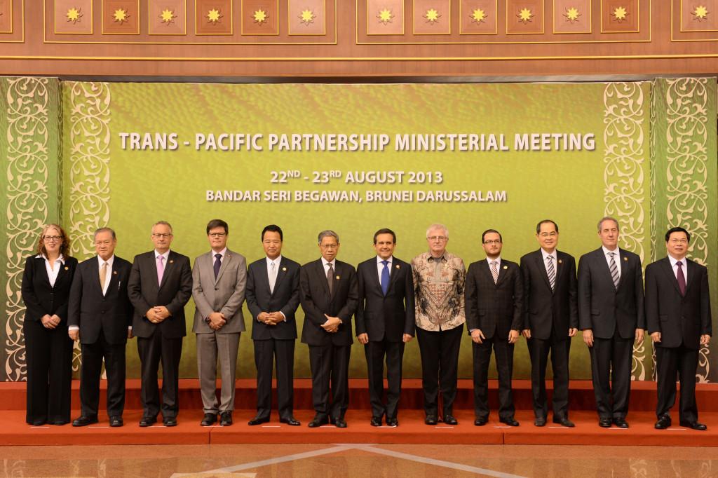 TPP Trade negotiations