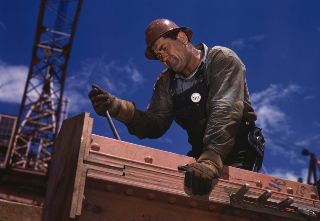 U.S Steel Worker
